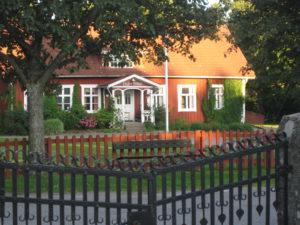 Kulturhistorisk vandring i Femsjö by